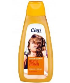 """Шампунь Cien """"Фрукты и витамины"""" для нормальных волос 500мл"""