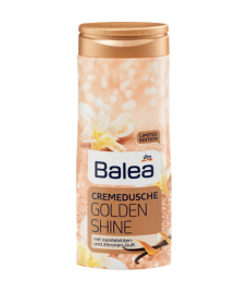 Balea - Гель для душа Golden Shine 300ml