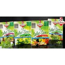 Заправка или маринад для блюд в ассортименте-fix fur salatsauce gartenkrauter  5 шт в упаковке