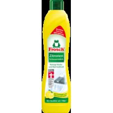 Frosch Zitronen Scheuermilch — Чистящее молочко Лимон 500 мл