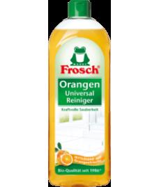 Frosch  Универсальный очиститель, 750 мл с запахом апельсина