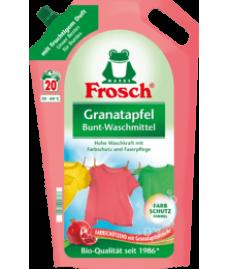 Frosch Waschmittel - концентрат для стирки цветных тканей