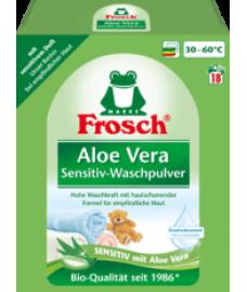 """Стиральный порошок-концентрат Frosch """"Алоэ Вера """" 1,35 kg"""
