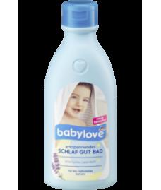 baby love---детская пенна для ванной