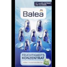 Balea Feuchtigkeits Konzentrat — Концентрат увлажняющий для кожи лица в капсулах 7 капсул