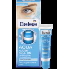 Balea Aqua Augencreme Augen Roll-On, 15 -увлажняющий крем гель под глаза