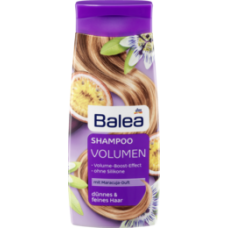 Balea Volumen Shampoo mit Patchouli- und Jasmin-Extrakt - шампунь для тонких волос пачули и жасмин экстракт 300 мл.(Германия)