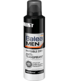 Дезодорант Balea Men invisible sprey