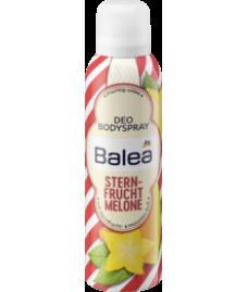 Balea Deo Spray Sternfrucht & Melone, 200 ml-Дезодорант спрей c запахом дыни и карамболя