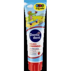 DONTODENT Zahnpasta Kids, 100 ml-Детская з/паста до 6 лет