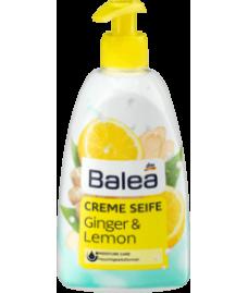 Balea Ginger & Lemon Жидкое крем-мыло для рук Имбирь Лимон 500 ml