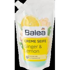 Balea creme seife Ginger&Limon Жидкое крем-мыло для рук Имбирь Лимон