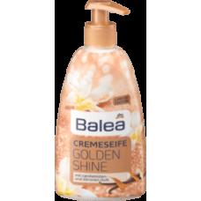 Balea cremeseife Golden Shine Жидкое крем- мыло для рук с ароматом лимона и цветов ванили