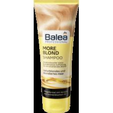 Balea Professional Shampoo More Blond, 250 m-Шампунь для светлых волос