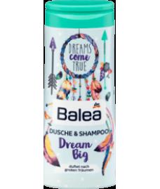 балеа детский гель для душа и шампунь 2 в1 -Balea Kids Dusche & Shampoo Dream Big, 300 ml
