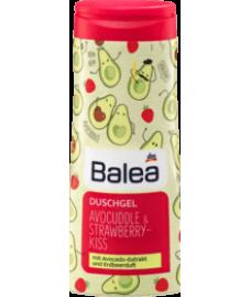 Balea Duschgel Avocado 300 ml-гель для душа с запахом авокадо и земляники