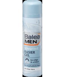 Гель для бритья Balea Men Sensitive    - для чувствительной кожи