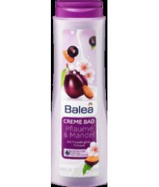 Balea Cremebad Pflaume & Mandel, 750 ml крем для ванной с запахом сливы и миндаля