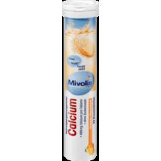 Mivolis Calcium Brausetabletten Витаминные таблетки с кальцием