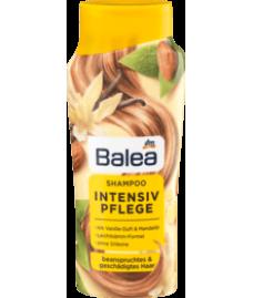 Balea Shampoo Intensivpflege-Шампунь интенсивный уход с ванилью и мндальным маслом