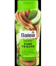 Balea Shampoo Pure Frische для жирных волос с сухими кончиками с  ароматом зеленого  яблока