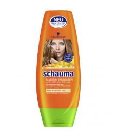 Schauma бальзам Облепиховый заряд для тусклых & безжизненных волос Германия