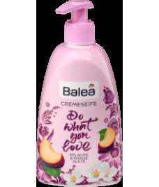 Balea Flüssigseife Do what you love, 500 ml- жидкое крем-мыло для рук (слива), 500 мл.