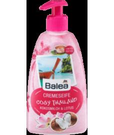 крем мыло для рук Balea Flüssigseife Cosy Thailand, 500 ml с ароматом кокосового молочка и лотоса