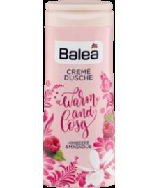 Balea Cremedusche Warm & Cosy, 300 ml-Гель для душа С ароматом малины и магнолии