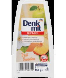 Denkmit Raumduft Gel Fruit Sensation Гель-ароматизатор с фруктово-свежим ароматом