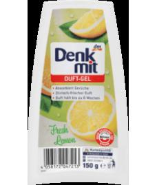 Denkmit Raumduft Gel Fresh Lemon  Комнатный освежитель воздуха с запахом лимона