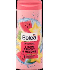 Balea Duschgel Sternenfrucht & Melone, 300 ml гель для душа с запахом арбуза и карамболя