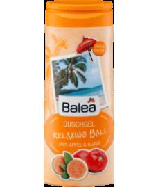 Гель для душа Balea Dusche Relaxing Bali, 100 ml С ароматом яблока и гуавы