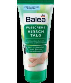 Balea Hirschtalg Fusscreme - Крем для ног с оленим жиром