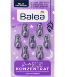 Balea Gute Nacht Konzentrat, 7 St  ночной  регенерирующий концентрат
