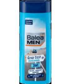 гель для душа мужской Balea MEN Duschgel Road Trip, 300 ml 3 в 1