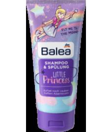 """Детский шампунь и кондиционер """"Маленькая принцесса"""", 200 млBalea Kids Shampoo & Spülung Little Princess, 200 ml"""