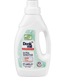 Жидкий стиральный порошок для цветного детского белья и чувствительной кожи 1L 13стирок Colorwaschmittel Ultra Sensitive, 13 Wl