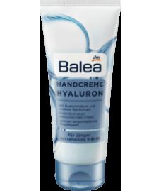 Balea крем для рук С гиалуроновой кислотой и экстрактом белого чая Handcreme Hyaluron mit weißem Tee-Extrakt, 100 ml