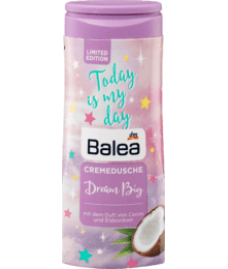 """Balea Крем гель для душа """" Dream big"""", 300 мл"""