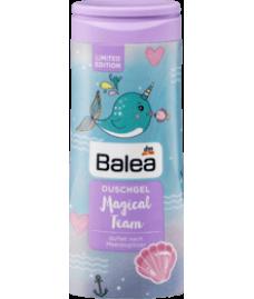 Гель для душа Balea Dusche Magical Team, 300 ml с запахом морского блеска