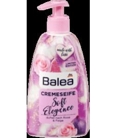 Balea Flüssigseife Soft Elegance-жидкое мыло с запахом розы и инжира