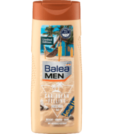 Balea - Гель для душа3in1 -Balea MEN Duschgel Caribbean Feeling, 300 ml