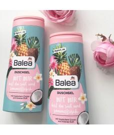 Balea гель для душа освежающее лето с тропическим запахом кокоса и ананаса