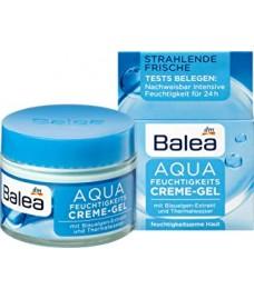 Увлажняющий крем-гель для лица Balea Aqu