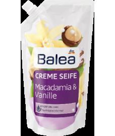 Balea creme seife Macadamia&Vanille Жидкое крем-мыло для рук Макадамия&Ваниль
