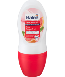 Balea Deo Roll On Deodorant Pink Grapefruit , 50 ml-Дезодорант шариковый Balea Pink&Grapefruit