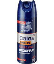 Дезодорант Balea Extra dry Deospray Men