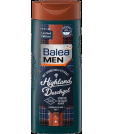 Гель для душа Balea Men 3 in 1 Highland, 300мл.