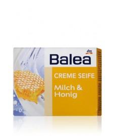 Balea - мыло крем (молоко и мед).